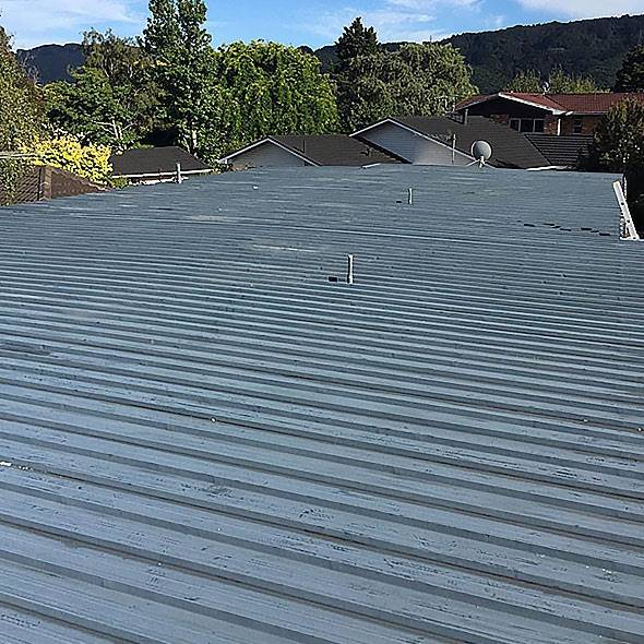 Primer Exterior Roof Painting Wellington