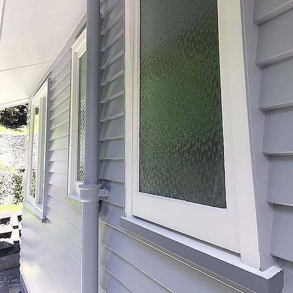 Exterior Paint and Windows