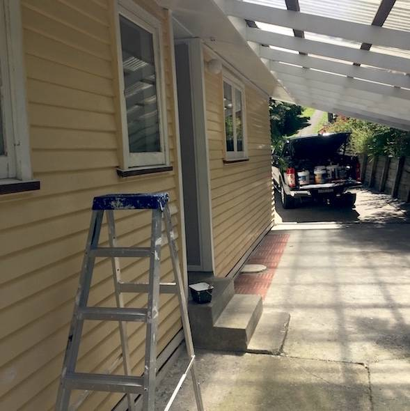 Exterior House Prep Wellington