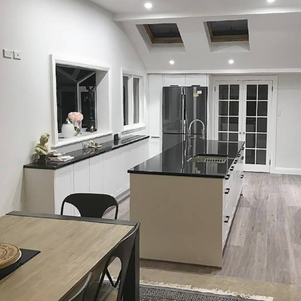 House Paint Kitchen in Lower Hutt